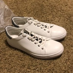 Steve Madden All White Leather